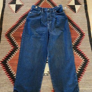 Free People Slouchy Jeans size 31 Brand New Unworn